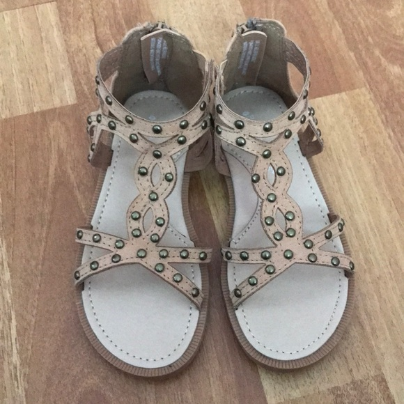 Rampage Shoes   Girls Sandals Size 10